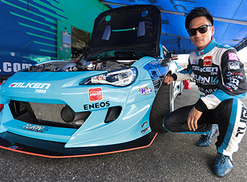 ENEOS announces 2017 sponsorship of Daijiro Yoshihara in Formula Drift
